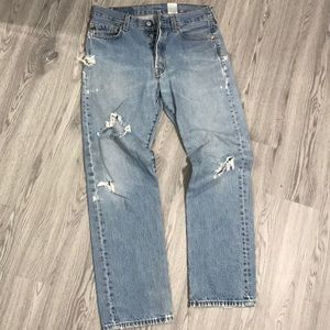 Levi's 501 vintage early 2000s